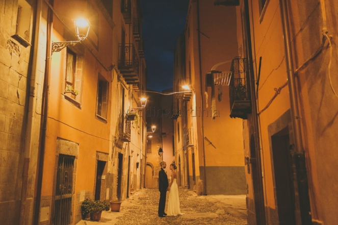 Catholic wedding in Bosa - Italy
