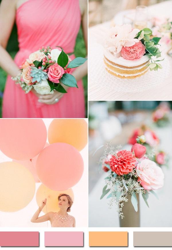 light-coral-wedding-color-ideas-2015