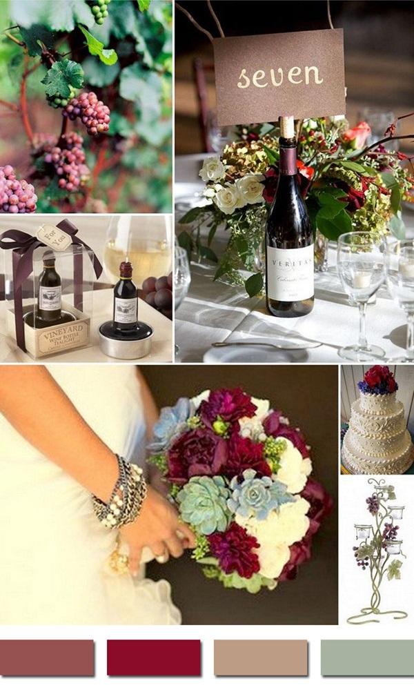 marsala-wedding-color-ideas-2015