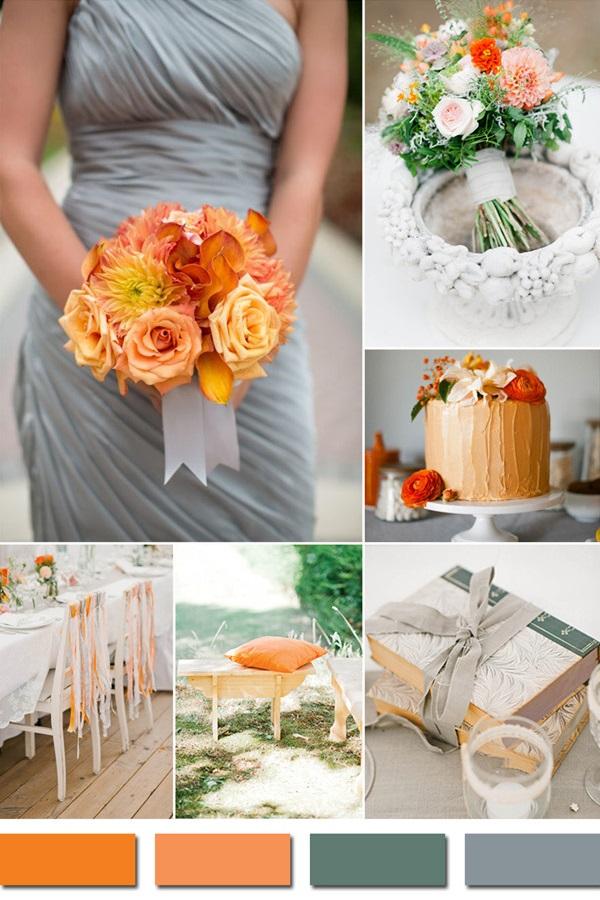 tangerine-wedding-color-ideas-2015