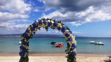 Blue wedding in Sardinia (11)