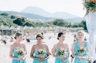 Blue wedding in Sardinia (5)