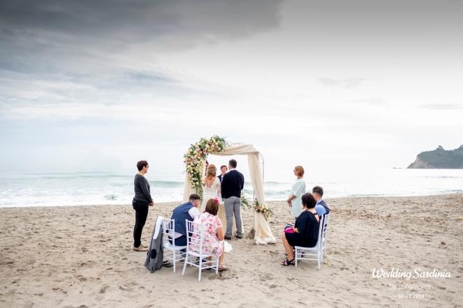 Winter wedding Sardinia