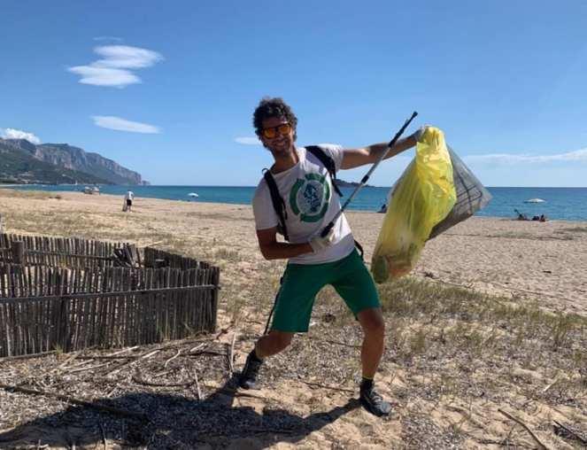 Clean Coast Sardinia member